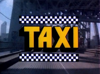 Taxi TV series logo