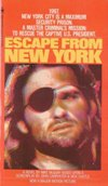 Escape from New York novel